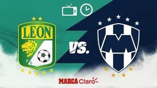 León vs Monterrey: Horario y dónde ver.