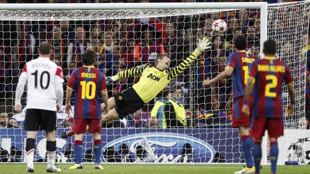 """Rooney señala a Ferguson por las finales perdidas contra el Barça: """"Fue suicida..."""""""