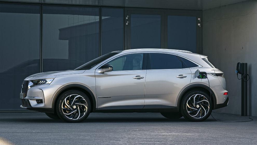 Tiene una autonomía eléctrica de hasta 72 kilómetros en uso urbano.