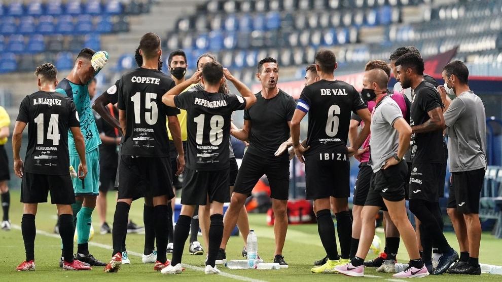 La Peña Deportiva durante estos playoffs de ascenso