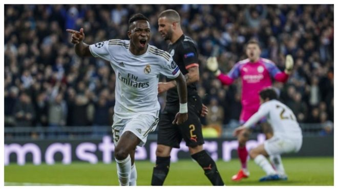 Why Vinicius should start over Hazard against Manchester City