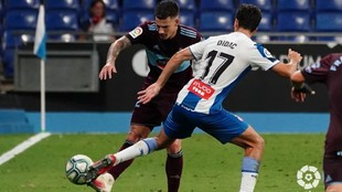 El Espanyol-Celta de la última jornada de LaLiga.
