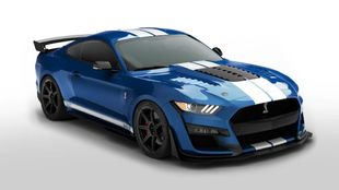 Mustang Shelby GT500 SE Signature Edition