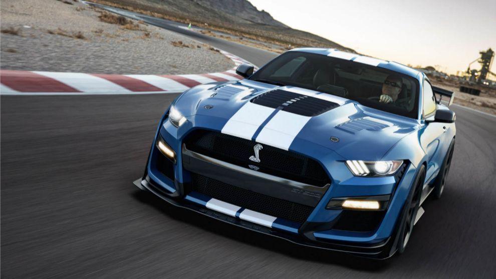 Shelby GT500SE: el Mustang más salvaje rompe la barrera de los 800 CV