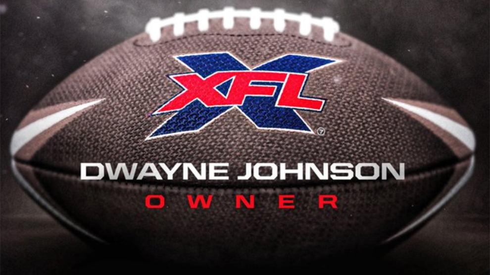 Dwayne Johnson rescata y adquiere la liga XFL