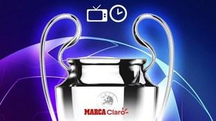 Horarios para ver la Liga de Campeones de la UEFA 2020.