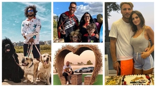 Marcelo, el paseador de perros, el amor a un cochazo de Aleix Vidal y la tarta del Bota de Oro