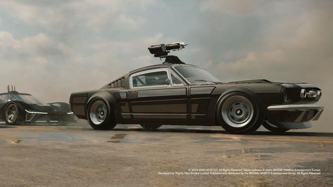 Imágenes cedidas por Playstation y Xbox de 'Fast & Furious...