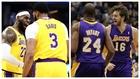 Los Lakers de LeBron y Davis, tras la estela de los de Kobe y Pau