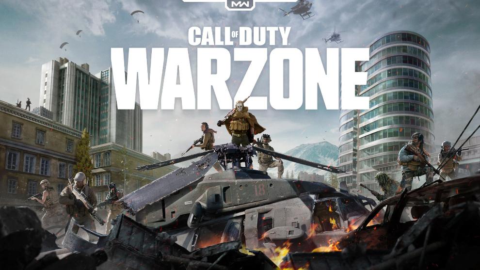 Call of Duty: Modern Warfare Warzone llegará cargado de novedades. Trenes, batallas en el estadio... y más