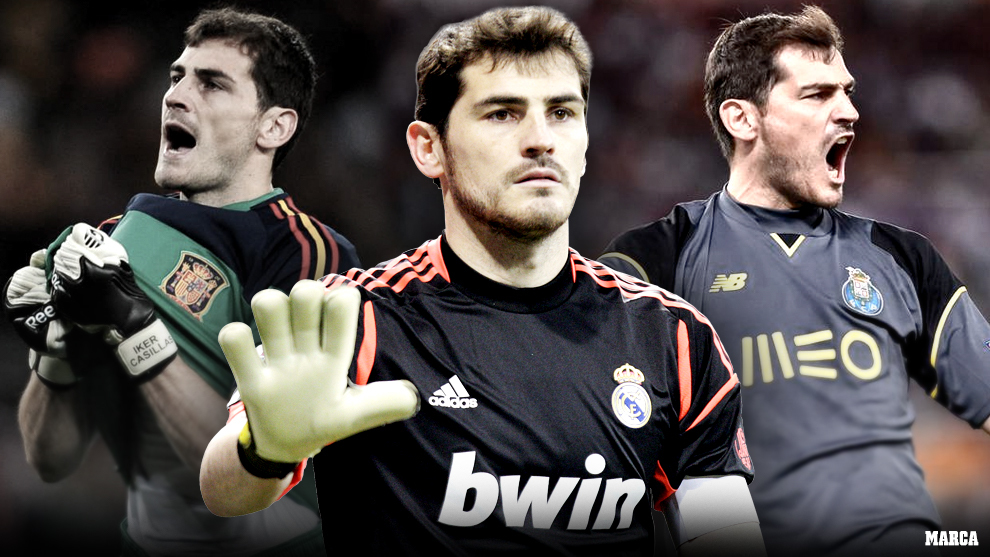 Iker Casillas anuncia su retirada definitiva del futbol.