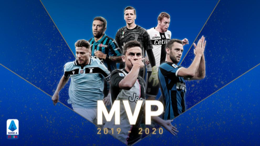 Dybala, el MVP en Italia, y el Papu, el mejor volante