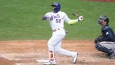 Yoenis Céspedes, frustrado con los Mets