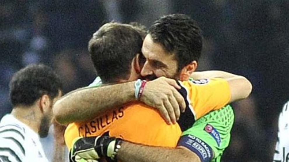 "Gianluigi Buffon manda emotivo mensaje a Casillas: ""Gracias Iker, sin ti todo tendría menos importancia"""