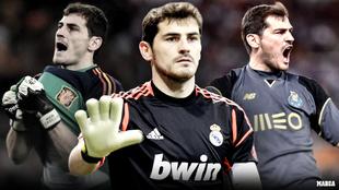 Las reacciones a la retirada de Iker: el mensaje del Madrid...
