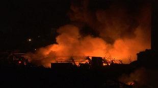 Gran explosión en Beirut: al menos 73  muertos y más de 3.700 heridos