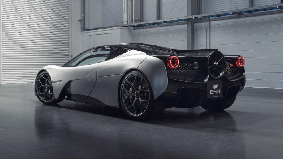 GMA T.50: Gordon Murray crea el McLaren F1 del siglo XXI