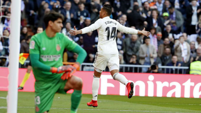 Casemiro: Playing Man City behind closed doors could be beneficial to Real Madrid