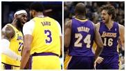 LeBron y Davis acabarán líderes del Oeste, como con Kobe y Pau