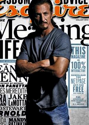 Sean Penn confirma su boda vía Zoom con Leila George