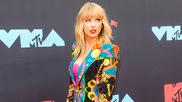 La cantante estadounidense Taylor Swift, en una imagen de archivo.