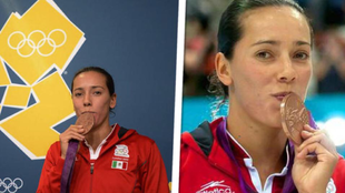 Laura Sánchez es la única mujer mexicana que ha conseguido medalla...