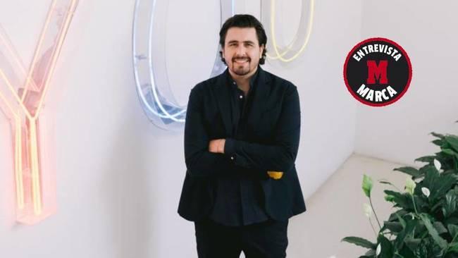 Amaury Vergara, presidente y dueño de Chivas.