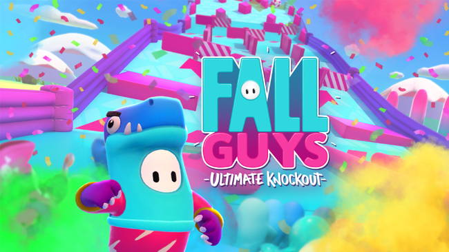 'Fall Guys: Ultimate Knockout' quiere hacer frente a 'Fortnite'