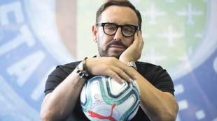 José Bordalás sueña con eliminar al Inter en la Europa League