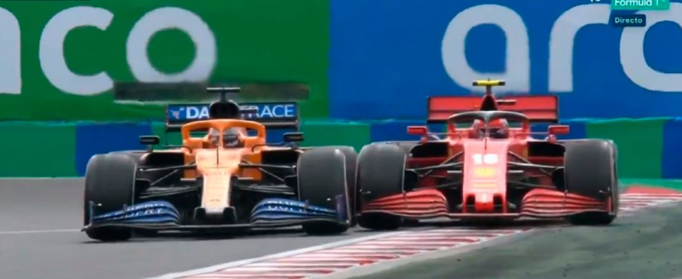Sainz y Leclerc formarán equipo en 2021.