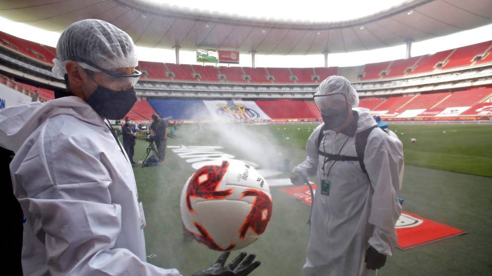 UEFA's strict medical protocol for the quarter finals of the Champions League