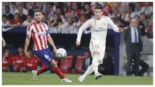 Del ostracismo al 'rechazo': James no tiene sitio en Madrid