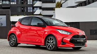 El Toyota Yaris Electric Hybrid Style Premiere Edition está...