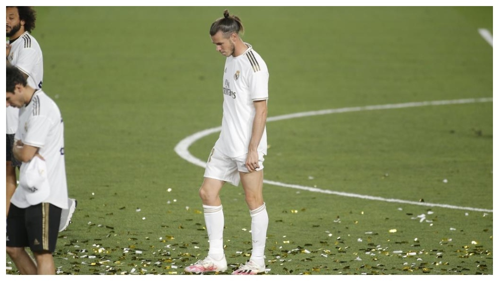 Bale left out of Real Madrid squad to face Manchester City
