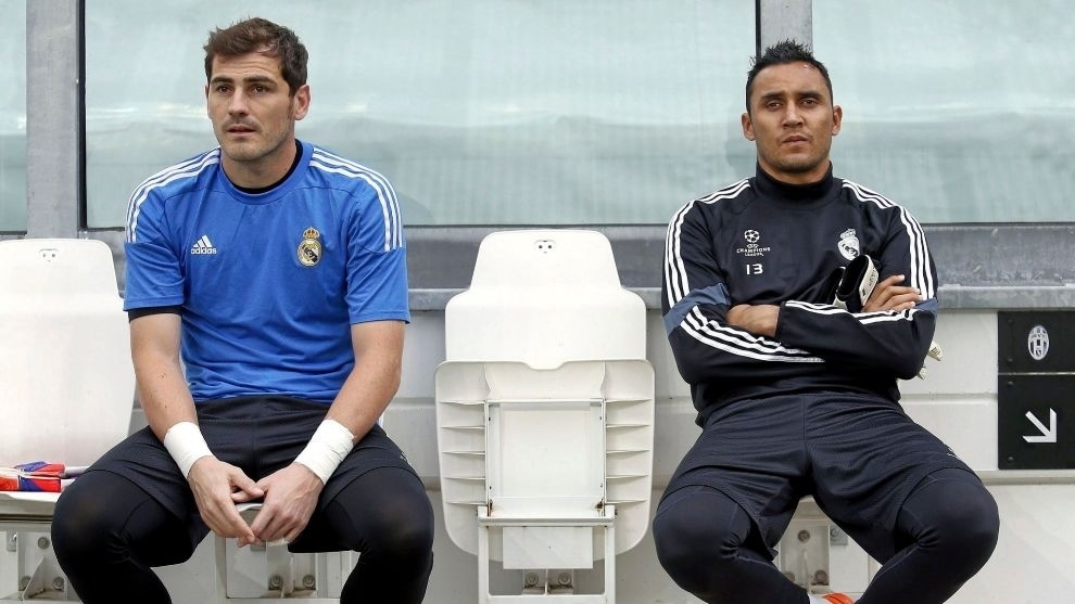 Keylor Navas is the only goalkeeper to ever match Casillas at Real Madrid
