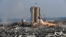 ¿Qué es el nitrato de amonio que habría ocasionado la explosión en Líbano?