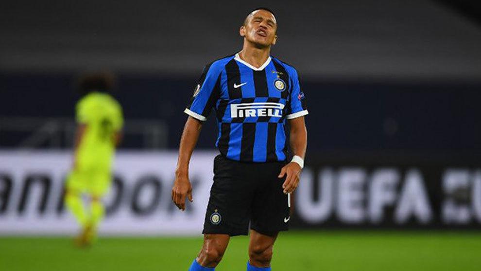El Inter acordó el fichaje a título definitivo de Alexis Sánchez