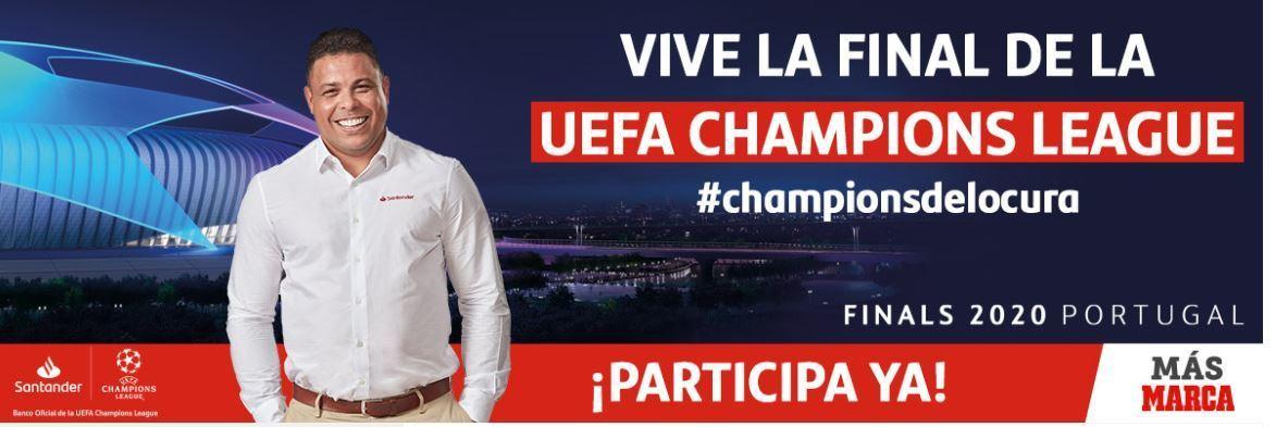 """Cuéntanos tu #championsdelocura: """"Hice autostop para llegar a la final y me disfracé de árbitro para entrar"""""""