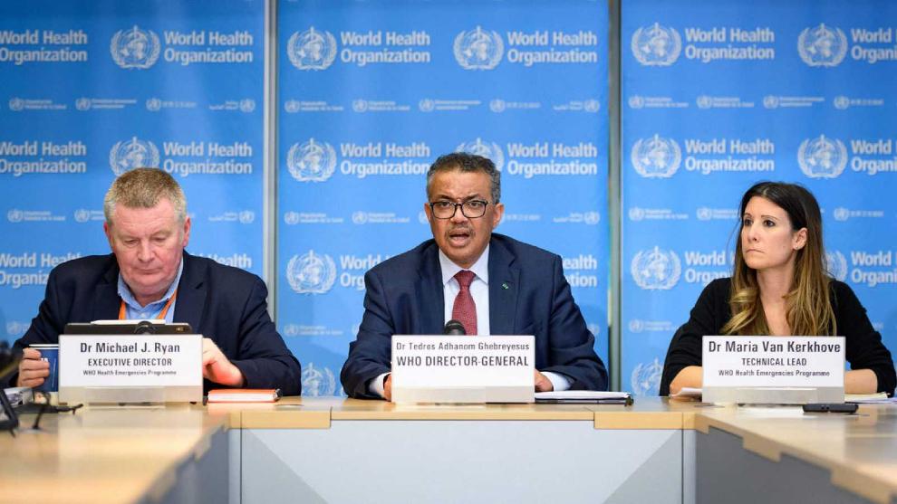 La OMS advierte del peligro de reabrir las escuelas en zonas de alto nivel de contagio
