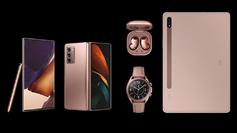 Samsung, cinco dispositivos Galaxy  para potenciar el trabajo y el entretenimiento