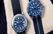 Tudor, nueva versión 'Navy Blue' del Black Bay Fifty-Eight