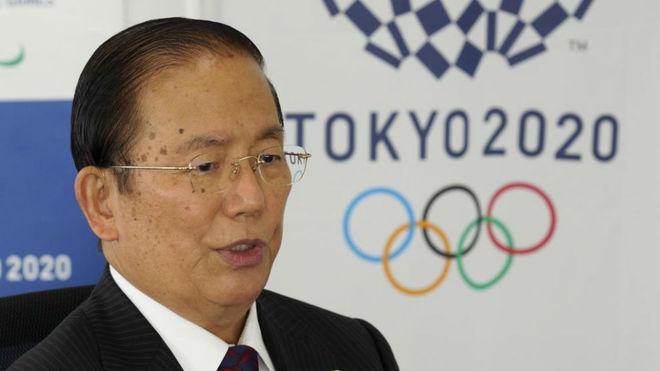 Toshiro Muto, CEO de Tokio 2020.