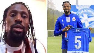 """Abdoulaye Ba explota ante las acusaciones de filtrar el audio de Bergantiños: """"Es una p*** vergüenza"""""""