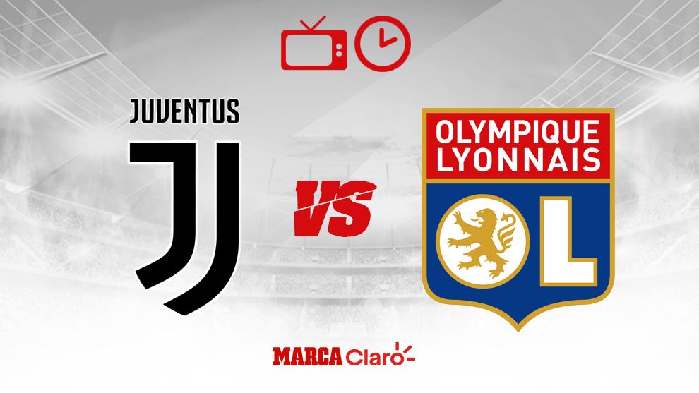 Partidos De Hoy Juventus Vs Lyon Hoy En Vivo Horario Y Donde Ver El Partido De Vuelta De Octavos De Final De La Champions League 2020 Marca Claro Mexico