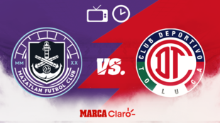 Mazatlán FC vs Toluca: Horario y dónde ver en vivo y por TV el...