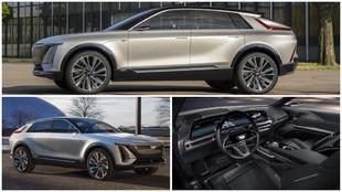 El primer vehículo eléctrico de Cadillac será un crossover de lujo,...