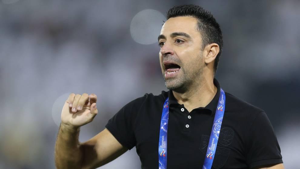 Xavi fined for not following coronavirus rules in Qatar