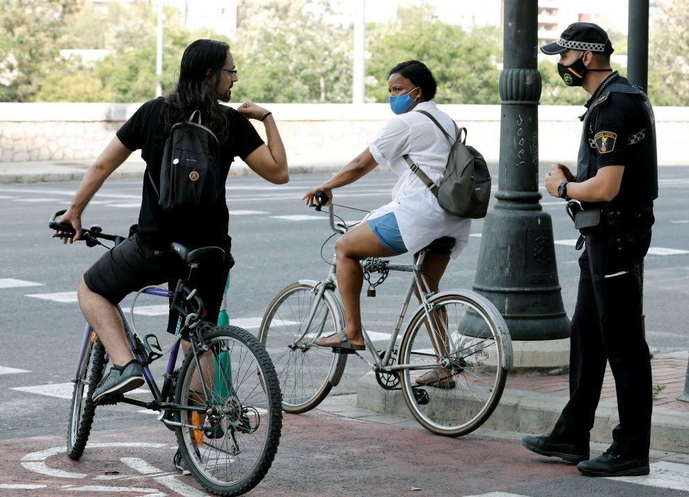Los ciclistas han sido un colectivo muy castigado por los accidentes.