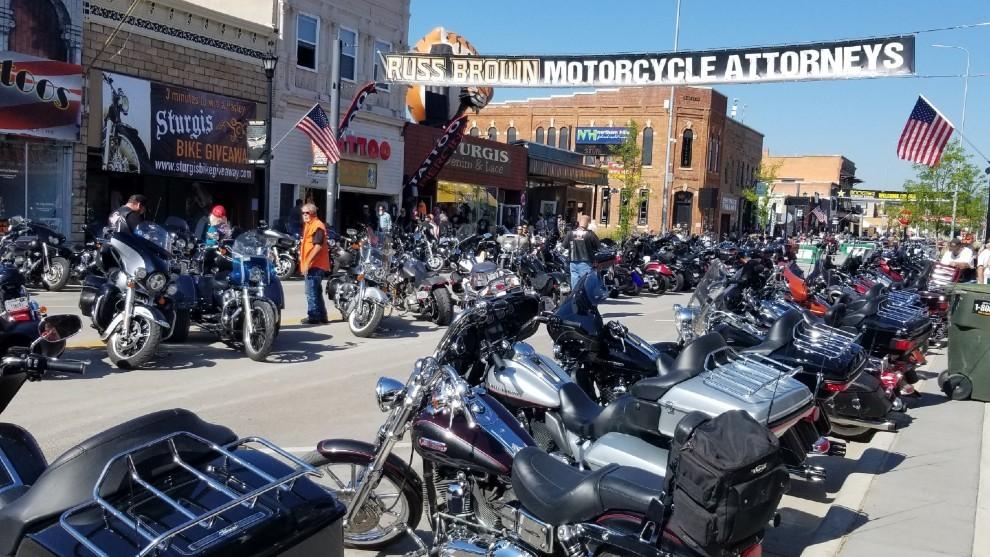 Sturgis Motorcycle Rally 2020