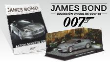 Colección Coches Bond: Sábado 15  ASTON MARTIN DBS + fascículo por sólo 9,95¤